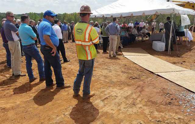 Mincey Marble Celebrates New Industrial Site Gainesville
