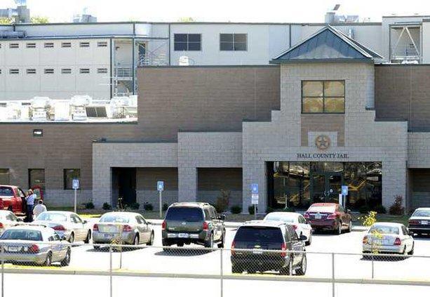 Hall county jail