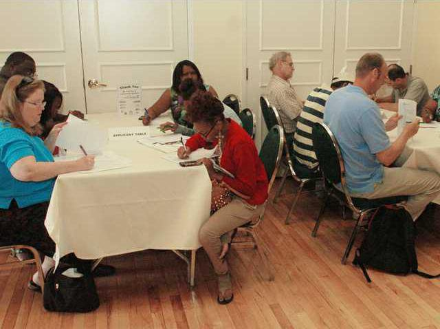Greater Hall Chamber of Commerce hosts annual job fair