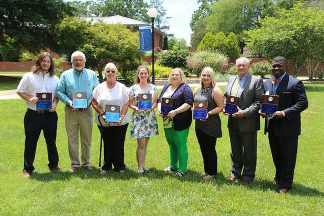 NGTC alumni awards