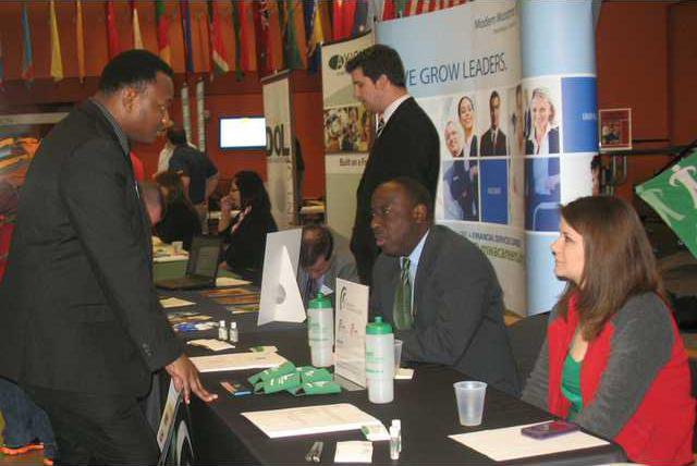 Job fair hints at better economy - Gainesville Times