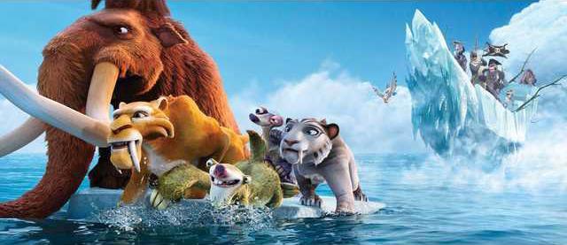 Ice Age 4 Bake