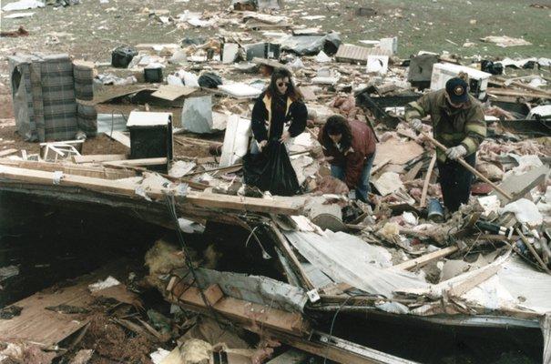 Tornado 1998