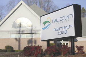 Hall County Family Health Center