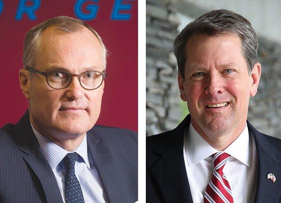 Georgia Governor Election Race
