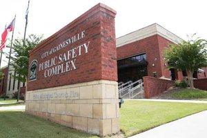 Gainesville Public Safety Complex 0001