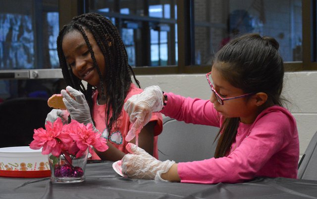 this program at fair street international gives girls a dose of female empowerment gainesville times