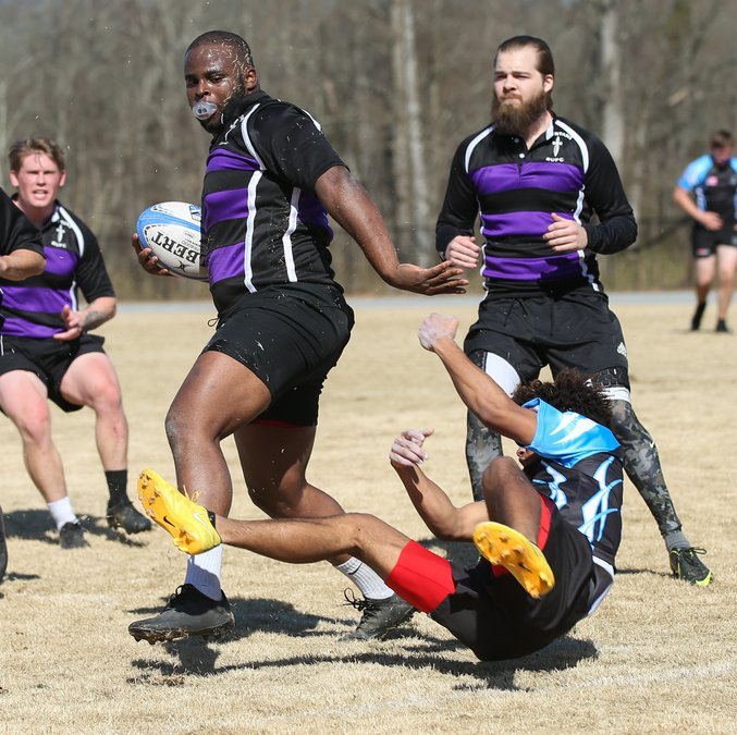 New Gainesville Rugby Football Club Loses Inaugural Game