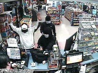 Texaco Robbery still