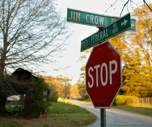 Ask The Times: Jim Crow Road's name has no relation to